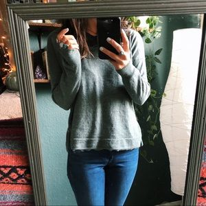 Madewell merino wool sweater 🧶